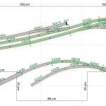Gleisplan sichtbare Ebene